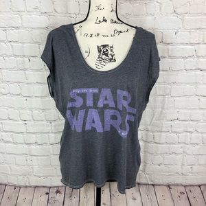 Junk Food Star Wars Boxy T-shirt